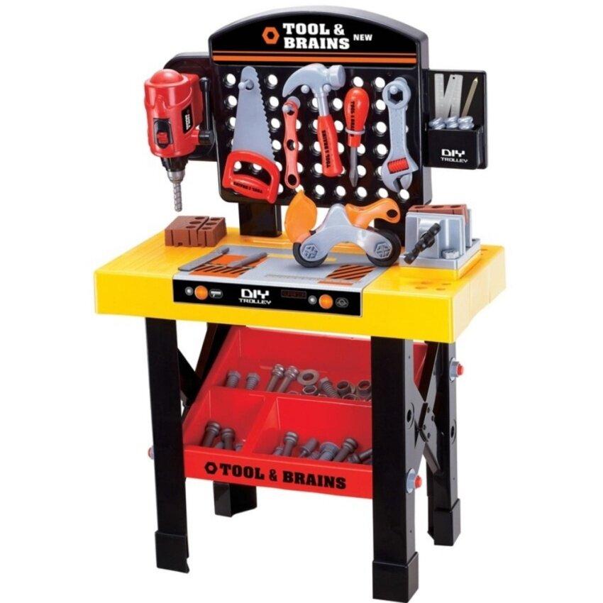 OA Baby โต๊ะเครื่องมือช่าง Tool&Brains
