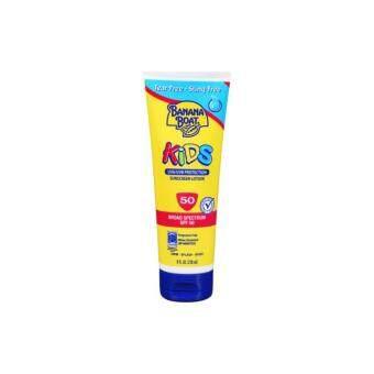 โลชั่นกันแดด Banana Boat Kids Tear Free Sunscreen Lotion SPF 50