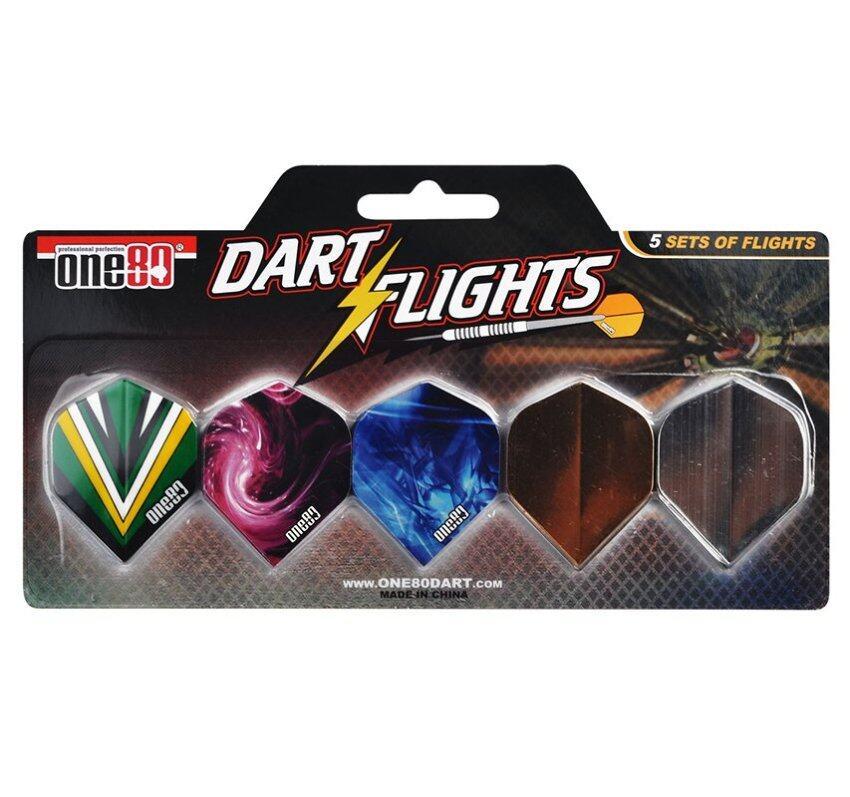 One80 Dart pack of flights