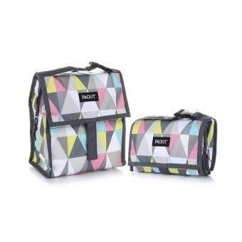 กระเป๋าเก็บความเย็น PACKiT ไม่ต้องใช้ไอซ์แพ๊ค Personal Cooler - Pastel Prism