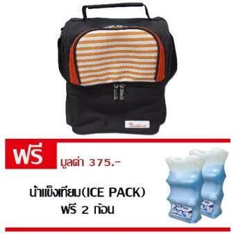 PalmandPondกระเป๋าเก็บความเย็นCoolbag+น้ำแข็งเทียม(Ice Pack) รุ่น 1