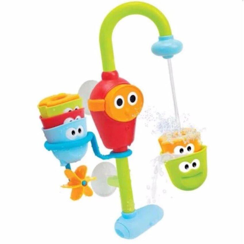 Patricks Kids Bath Toy ของเล่นในห้องน้ำ ก็อกน้ำ อาบน้ำ ของเล่นสำหรับเด็กหรรษา