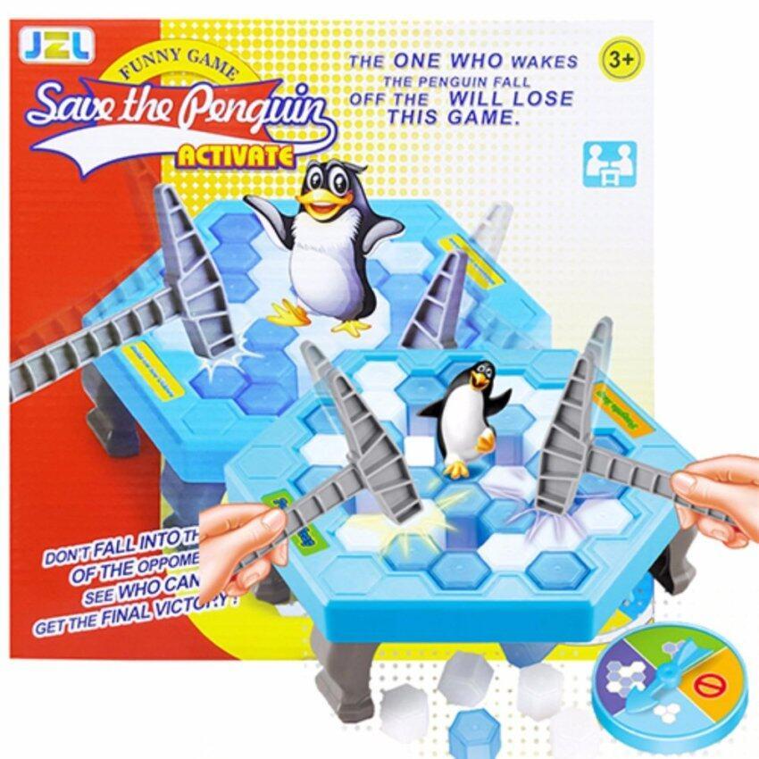 Penguin Trap Game เกมส์ทุบพื้นน้ำแข็งเพนกวิน ไซส์ใหญ่