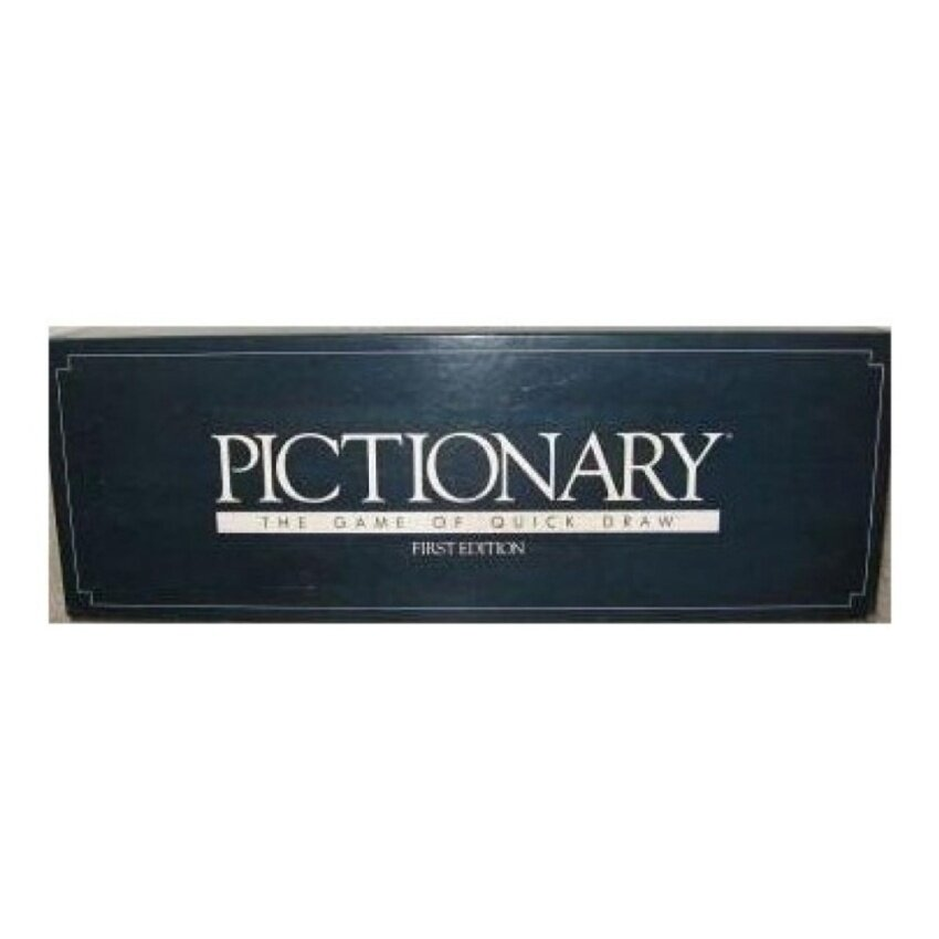 Pictionary The Game of Quick Draw - intl image