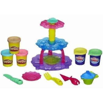 Play DohCupcake Towerแป้งโดว์คัพเค้ก