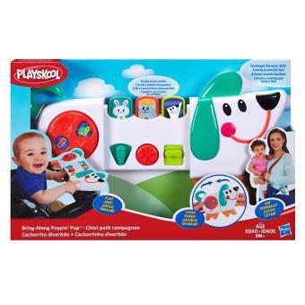 HASBRO PLAYSKOOL BRING ALONG POPPIN PUP ฮาสโบร เพลย์สคูล ของเล่นเด็กเล็ก ลิขสิทธิ์แท้