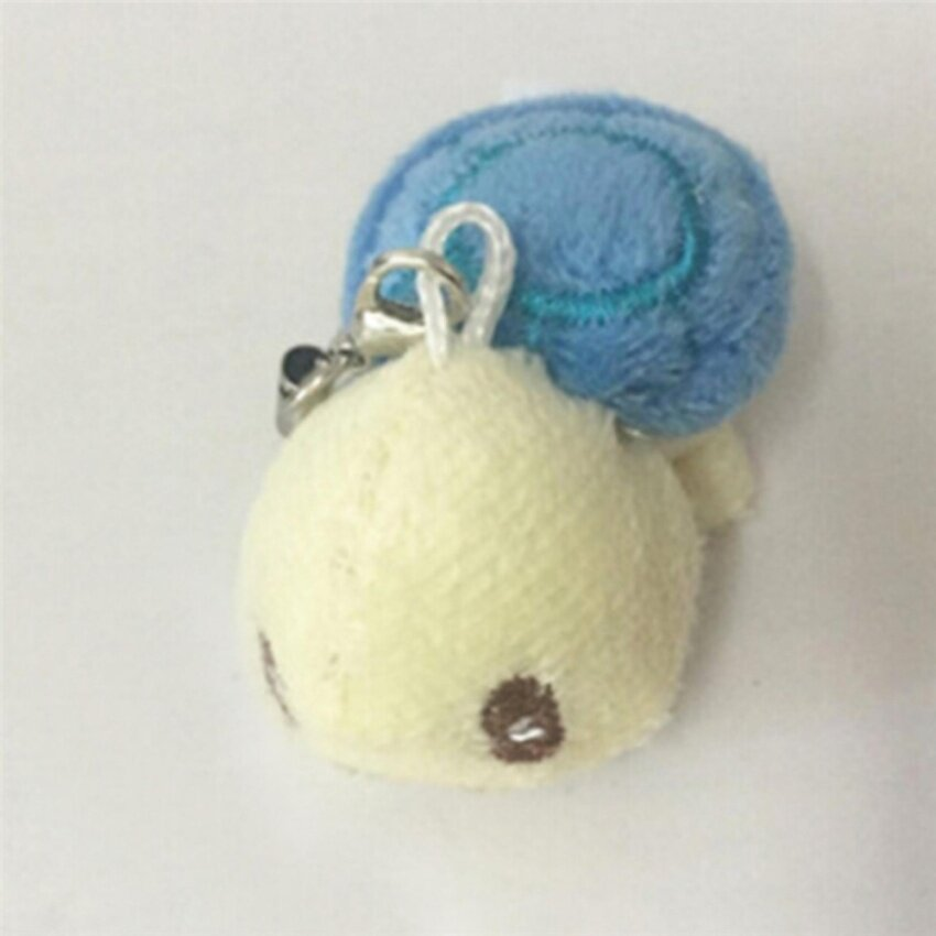 Plush Toy Doll Little Cute Tortoise For Baby Kid Lovely Plush Toy Wholesale Blue - intl