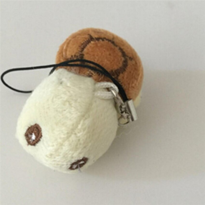 Plush Toy Doll Little Cute Tortoise For Baby Kid Lovely Plush Toy Wholesale Brown - intl image