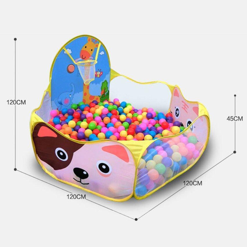 Portable Ocean Ball Pit Pool Outdoor Indoor Kids Pet Game Play Children Toy Tent - intl