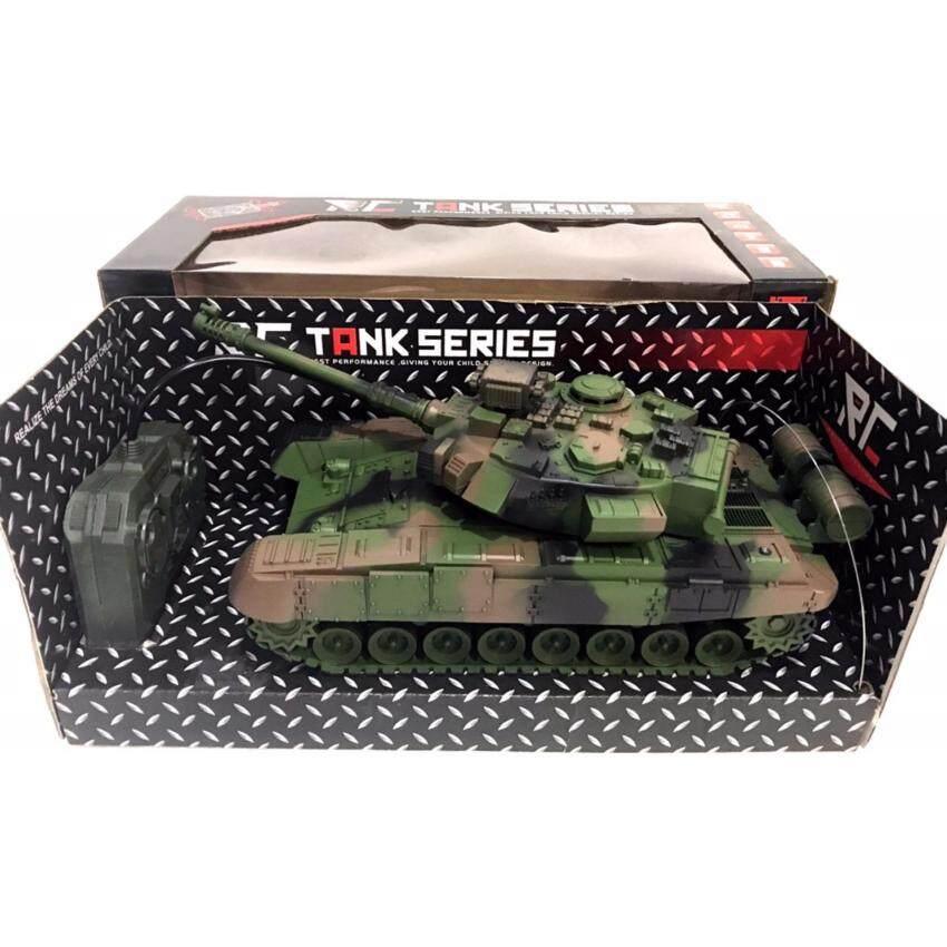 รถถังทหาร บังคับ (งานสเกล) image