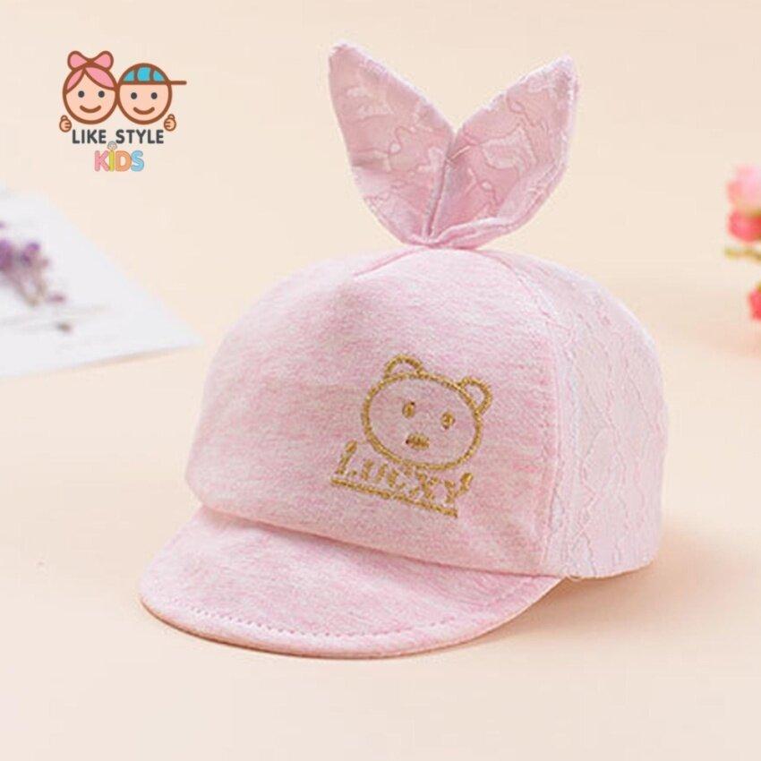หมวกสำหรับใส่กันแดดดน่ารักๆ