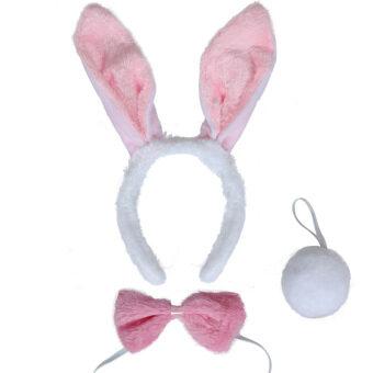 หกสิบหนึ่งตุ๊กตากระต่ายหูยาววงผม
