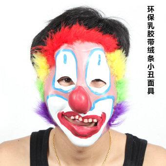เช็งควานฮาโลวีนปาร์ตี้สยองขวัญคนทั้งหมวกหน้ากากผี