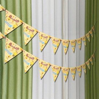 ธงจัดปาร์ตี้วันเกิดสำหรับเด็ก