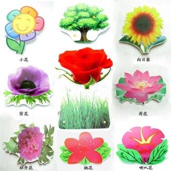 ดอกไม้พืชเด็กสถานรับเลี้ยงเด็กผ้าโพกศีรษะ