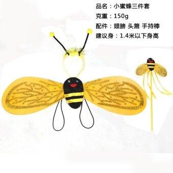 ลิตเติ้ลเด็กผึ้งเสื้อผ้าประสิทธิภาพ