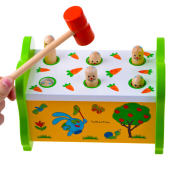 ไม้ทารกผู้ปกครองเด็กเกมแบบโต้ตอบสำหรับเด็กของเล่นเล่นหนูแฮมสเตอร์