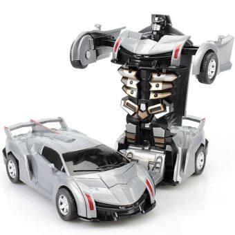 หนึ่งปุ่มอุกกาบาตพิการความเฉื่อยรถหุ่นยนต์รูปแบบจินแก๊ง