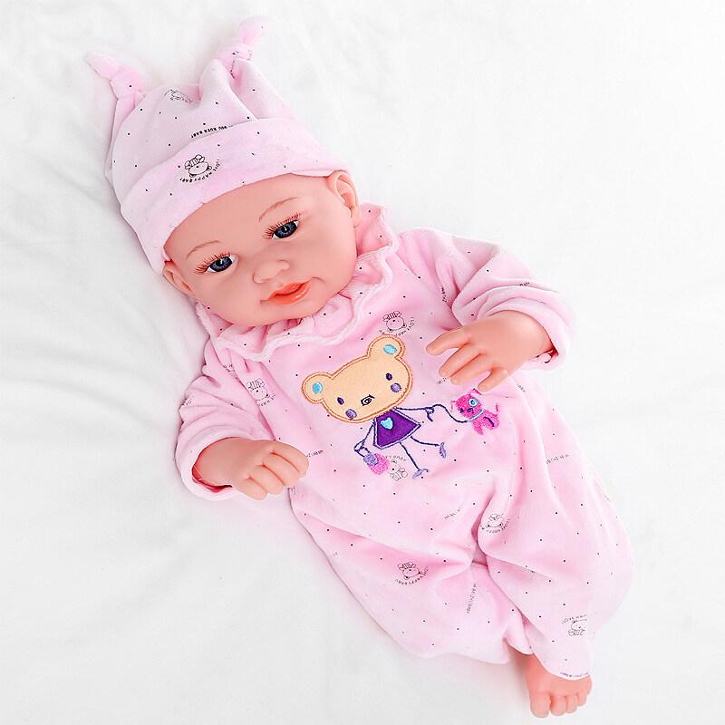 นุ่มทารกตุ๊กตาจำลองตุ๊กตา