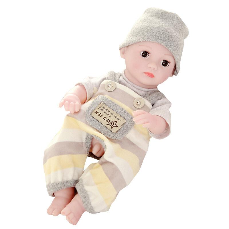 ทารกของเล่นนุ่มสาวการฝึกอบรมอาบน้ำของเล่นตุ๊กตา