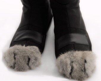 ปริญญาโทบ้าสัตว์กระต่ายกระต่ายรองเท้าครอบคลุม
