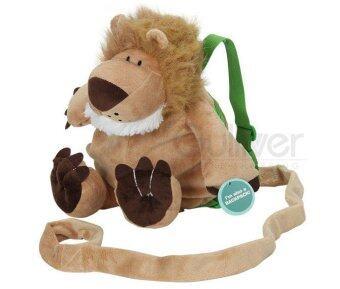 เป้จูงกันเด็กหลงพี่สิงโต