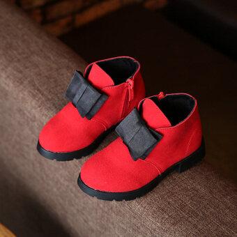 ทารกเด็กใหม่รองเท้าบูท