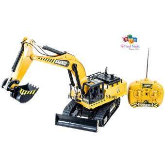 ProudNada Toys ของเล่นเด็กรถแม็คโครบังคับวิทยุไร้สาย(คันใหญ่) BAO NIU SUPER POWER 1:20 NO.R396