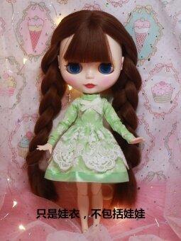 แลนลี้เจี๋ยส้มมือ pullip doll clothing