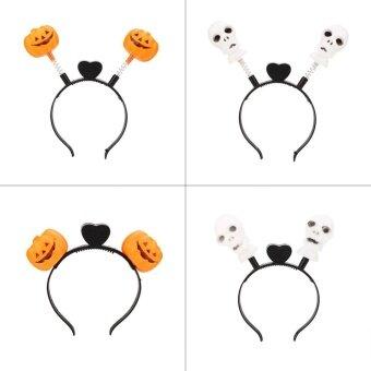 Pumpkin Fancy Dress Party Kids Children Prop For Funny Role PlayLantern - intl