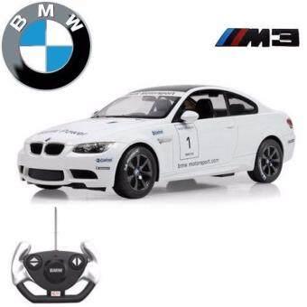 Rastar รถ Model บังคับวิทยุ BMW M3- White