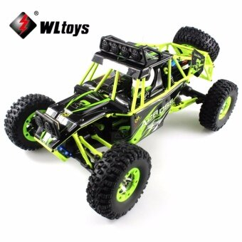 RC Buggy CarWL Toys No.12428 รถบักกี้บังคับวิทยุ 4WD Scale 1:12 (กันน้ำ)