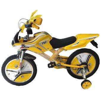 ขาย จักรยาน วิบาก สปอร์ต 16 นิ้ว (สีเหลือง)
