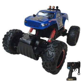 Rctoystory รถบังคับ ไต่หิน crawler 1/12(สีน้ำเงิน)