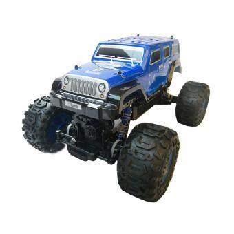 Rctoystory รถบังคับ ไต่หิน rock rover 1/12 scale รีโมทย์ 2.4 GHz พร้อมเล่น(น้ำเงิน)