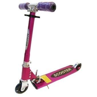Rctoystory scooter สกู๊ตเตอร์ 2 ล้อ กลาง (ม่วง)