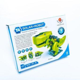 Rich Toy ไดโนเสาร์ โซล่าเซลล์ SOLAR ROBOT (image 1)
