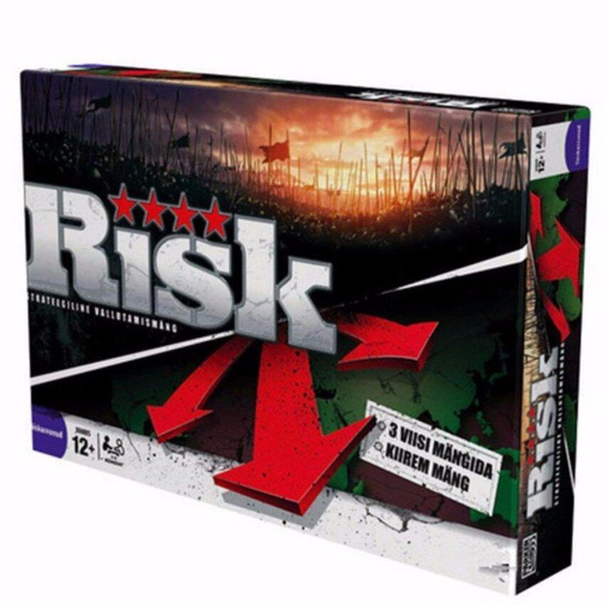 Risk board game 2 Clouds Of War Big Battle English Version - intl