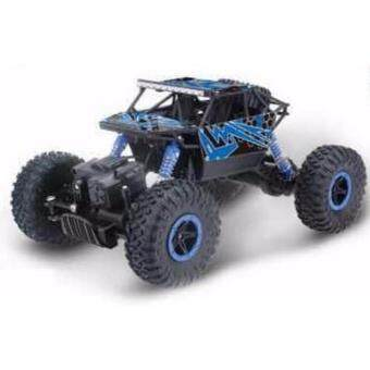รถบังคับไต่ภูเขา Rock Crawler 4WD 2.4ghz (Blue)