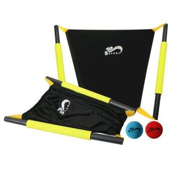 SAFSOF ชุดลูกบอลเด้งมหาสนุก รุ่น SBS-02(B) (สีดำ-เหลือง)