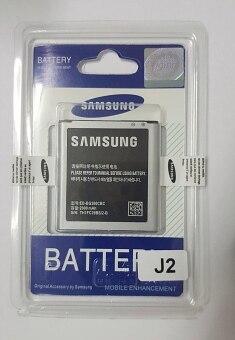 Samsung แบตเตอรี่มือถือ Samsung Galaxy J2(G360,J200) & GalaxyCore Prime