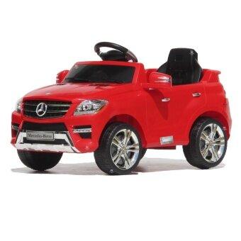 SCM Shop รถเด็กไฟฟ้า รถเด็กเล่น รถแบตเตอรี่ไฟฟ้า รถบังคับ QX7996-1M.Rรุ่น รถเบ็นซ์ BENZ (สีแดง)