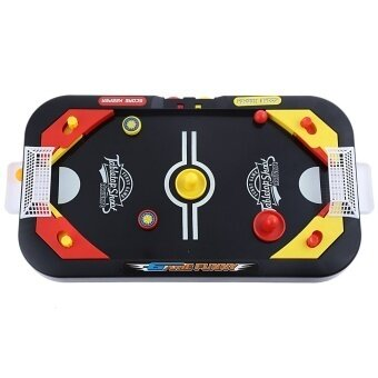 SH 2-in-1 Kids Fast Action Soccer Puck Hockey Game Indoor Outdoor Sports Toy - intl