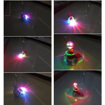 ของเล่นแมวน้ำ มีแสงและมีเสียง Sit and Crawl Acrobatic Sealion toyDisco Light Show