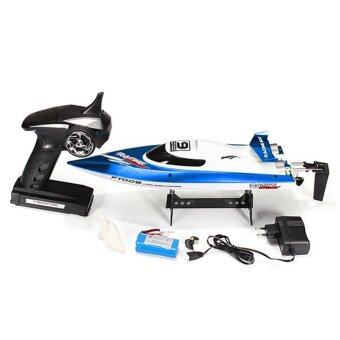 Smart One by Feilun เรือเร็วไฟฟ้า บังคับวิทยุ 2.4 Ghz SPEED BOAT รุ่น FT009 (Blue)