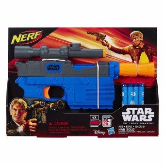 Star Wars Episode VII Nerf Rey (Han Solo) Blaster