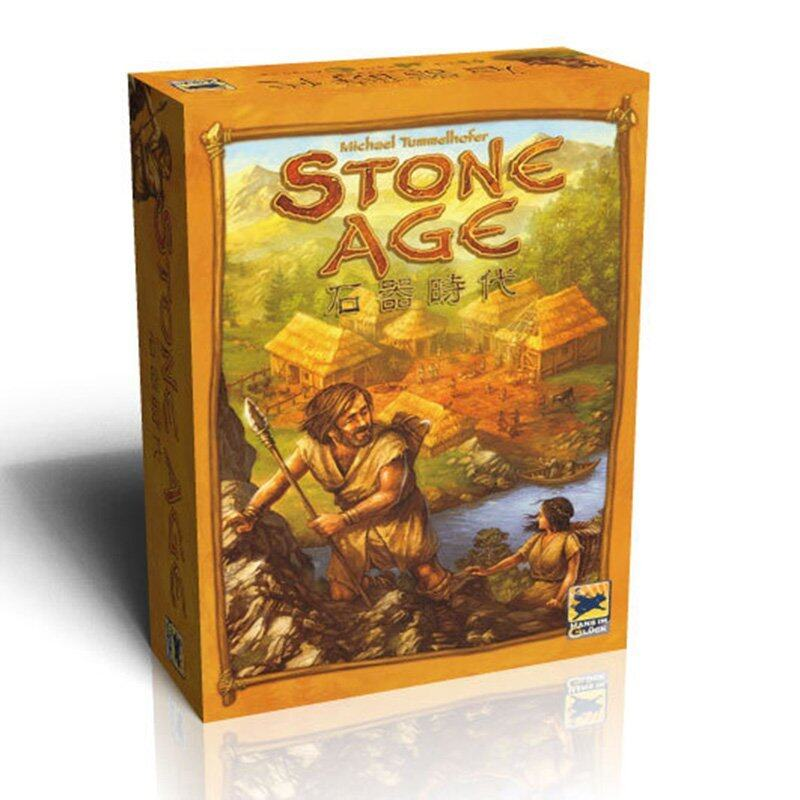 STONE AGE Super Classical Germany Board Game - intl
