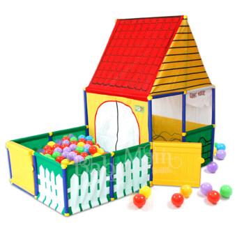 Sunny BabyMom Neolife-Sunny House เต็นท์บ้านบอล บ้านบอล พร้อมคอก