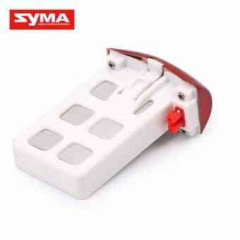 SYMA Battery Drone แบตเตอรี่แท้สำหรับโดรน SYMA Original Lithium Battery Pack 3.70V. 500 mAh. For Drone X5-UW