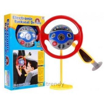Thaitrendy พวงมาลัยหัดขับในรถสำหรับเด็ก (image 0)